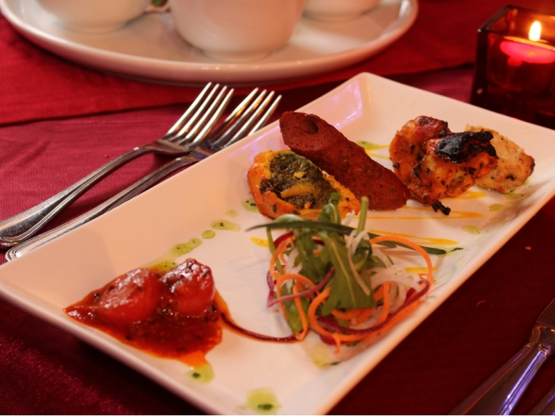 Indian restaurant Ireland